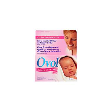 Ovol Drops for Infants