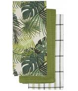Harman Palm Leaf Kitchen Tea Towels