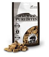 PureBites Freeze Dried Bison Liver Dog Treats