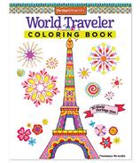 Fox Chapel World Traveler Coloring Book