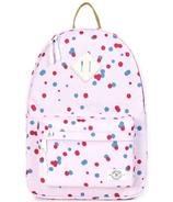 Parkland Bayside Backpack Pink Polka Drops