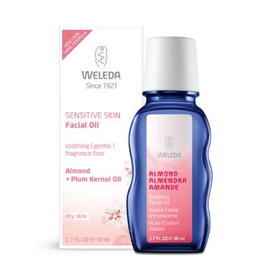 Weleda Sensitive Skin Facial Oil