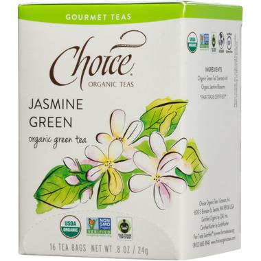 Choice Organic Teas Jasmine Green Tea