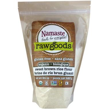 Namaste Foods Organic Sweet Brown Rice Flour
