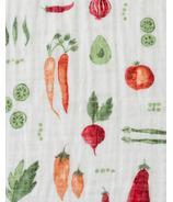 Little Unicorn Cotton Muslin Swaddle Blanket Farmers Market