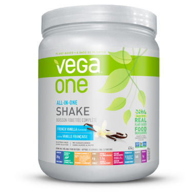Vega One All-In-One French Vanilla Nutritional Shake