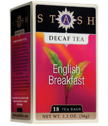 Stash English Breakfast Decaf Tea