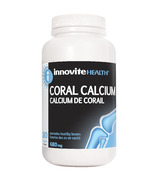 Innovite Health Coral Calcium 680MG with 73 Trace Elements
