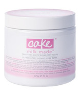 Cake Milk Made Smoothing White Sugar Scrub