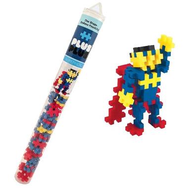 Plus Plus Mini Maker Tube Superhero