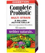 Webber Naturals Complete Probiotic Multi Strain
