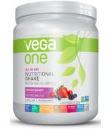 Vega One All-In-One Berry Nutritional Shake