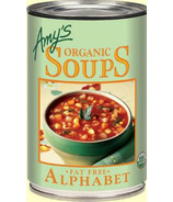 Amy's Organic Alphabet Soup