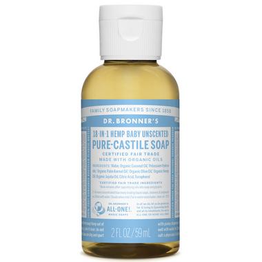 Dr. Bronner\'s Organic Pure Castile Liquid Soap