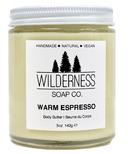 Wilderness Soap Co. Warm Espresso Body Butter