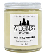 Wilderness Soap Co. Warm Espresso Body Butter