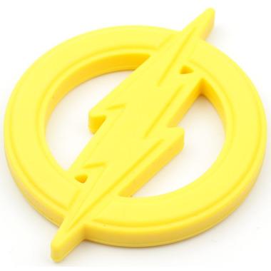 Bumkins DC Comics Teether Flash