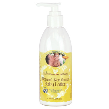 Earth Mama Angel Baby Natural Non-Scents Baby Lotion