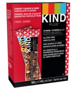 KIND Dark Chocolate Cherry Cashew + Vitamins A, C, E Bars
