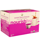Nourishtea Sweet Berry Breeze Aroma Tea Pods