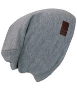 L&P Apparel Cotton Slouchy Beanie Grey