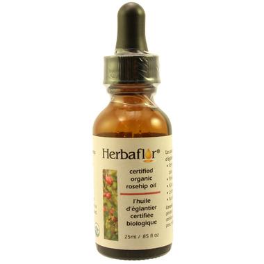Herbaflor Certified Organic Rosehip Oil