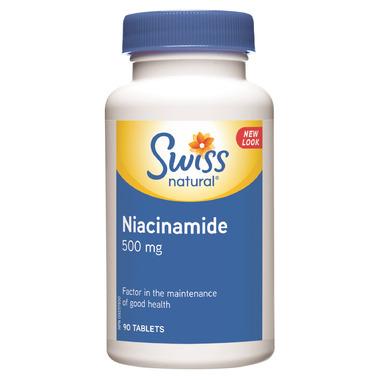 Swiss Natural Niacinamide