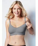 Bravado Designs Body Silk Seamless Nursing Bra Silver Belle