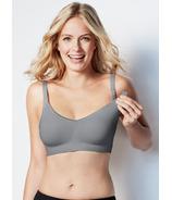 Bravado Designs Body Silk Seamless Nursing Bra Silver Belle