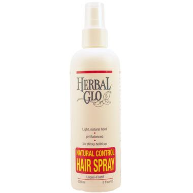 Herbal Glo Natural Control Hair Spray