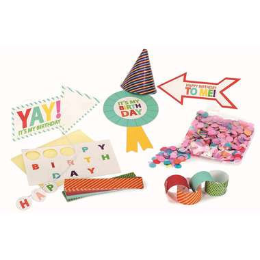 NPW Birthday Office Decoration Party Pack