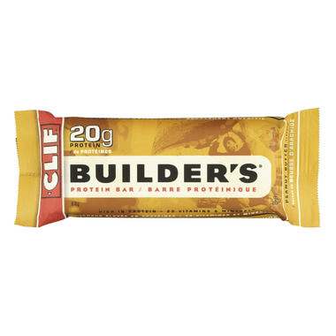 Clif Builder\'s Chocolate Peanut Butter Protein Bars