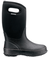 Bogs Classic Kids' Insulated Boots Black