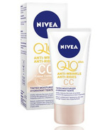 Nivea Q10 Plus Anti-Wrinkle Colour Correction Tinted Moisturizer