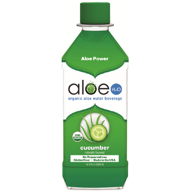 Lily Of The Desert Aloe H2O Cucumber