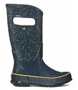 Bogs Rain Boot Constellations Dark Blue Multi