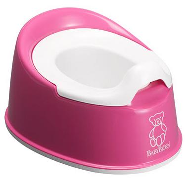 BabyBjorn Smart Potty Pink