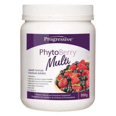 Progressive PhytoBerry Multivitamin Adult Formula