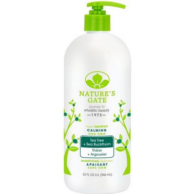 Nature\'s Gate Tea Tree Calming Shampoo