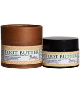 Pretty Citrus & Cardamom Foot Butter
