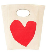 Fluf Classic Lunch Red Heart Lunch Bag