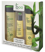 Boo Bamboo Hair Care Gift Set