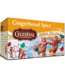 Celestial Seasonings Gingerbread Spice Holiday Tea