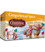 Celestial Seasonings Gingerbread Spice Holiday Tea