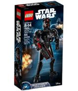 Lego Star Wars Elite Tie Figher Pilot