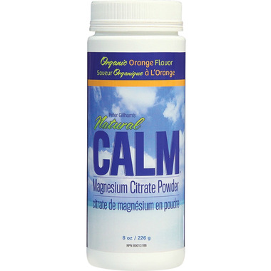 Natural Calm Magnesium Citrate Powder