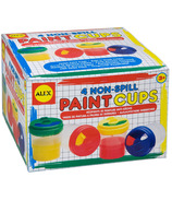 Alex Non-Spill Paint Cups