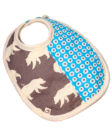 Oko Creations Absorbent Bib Little Bear