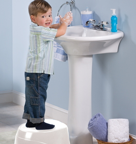 Buy Summer Infant Step By Step Blue Potty At Well Ca