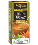 Imagine Foods Low Sodium Organic Vegetable Broth